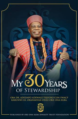 My 30 Years of StewardShip